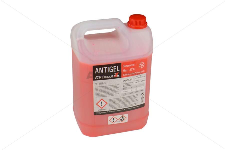 Antigel G12+, 4,5 L
