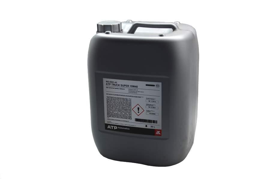 ATP TRUCK SUPER 15W40, 20 L
