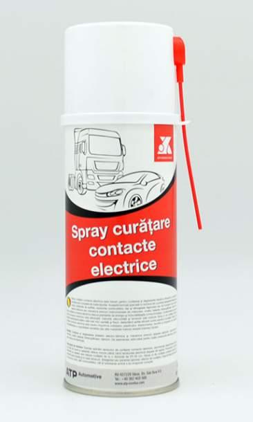 SPRAY CURATARE CONTACTE ELECTRICE 400 ML